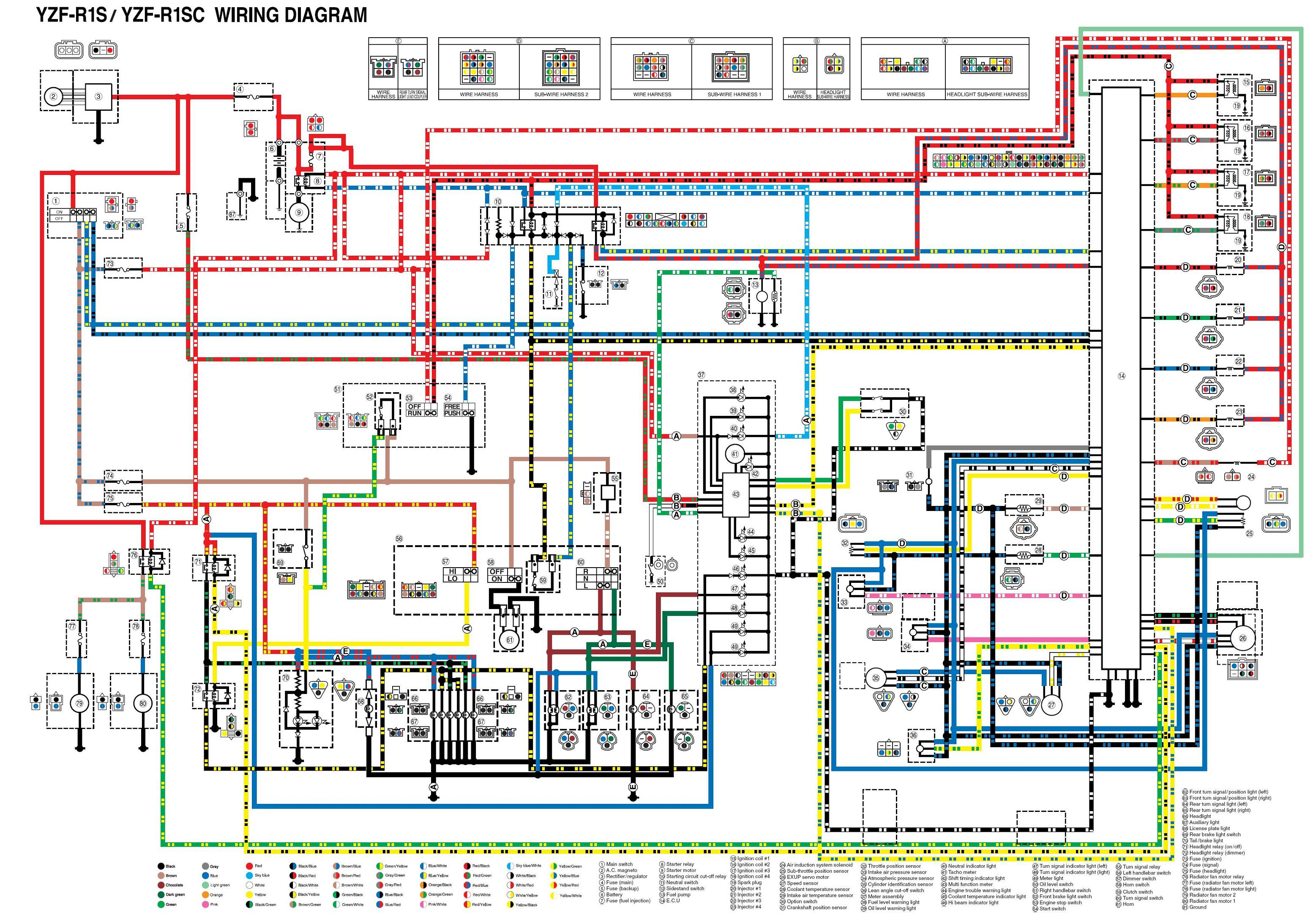 on Honda 125 Wiring Diagram